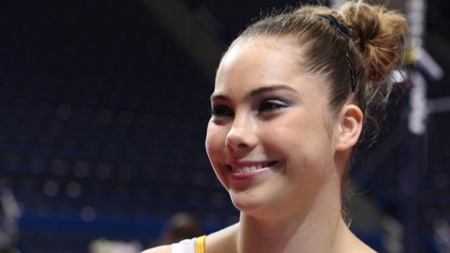 McKayla Maroney at the 2013 U.S. Championships