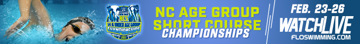NC Age Group Short Course Championships