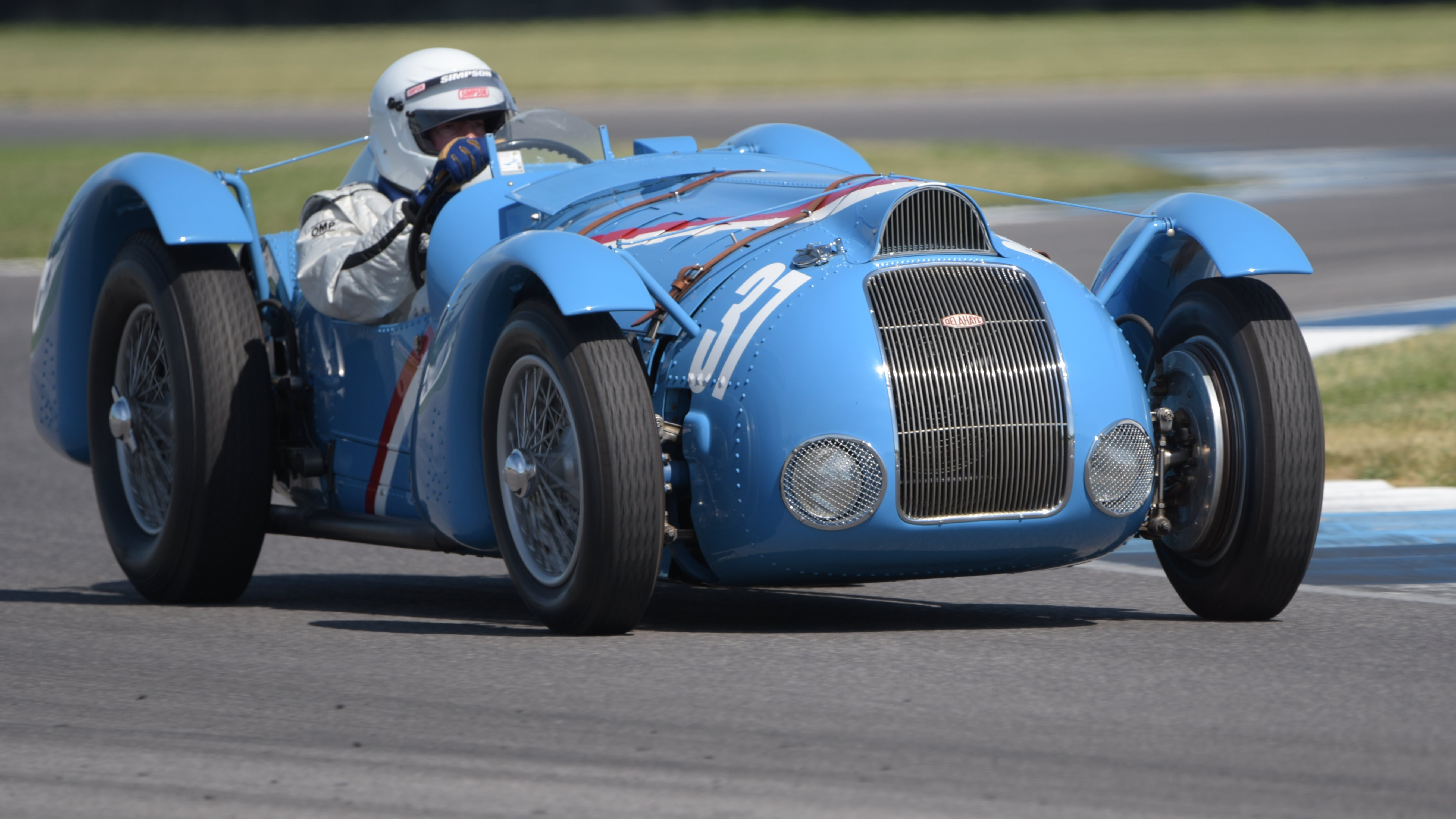 The Sportscar Vintage Racing Association Joins FloRacing