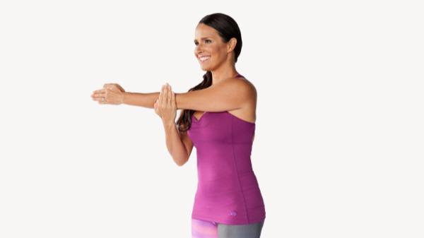 Image result for Shoulder Stretch