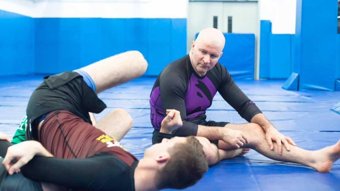 I Flew Over 4000 Miles For A Private Lesson With John Danaher: Hywel