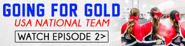 Going for Gold: USA National Team [Episode 2]