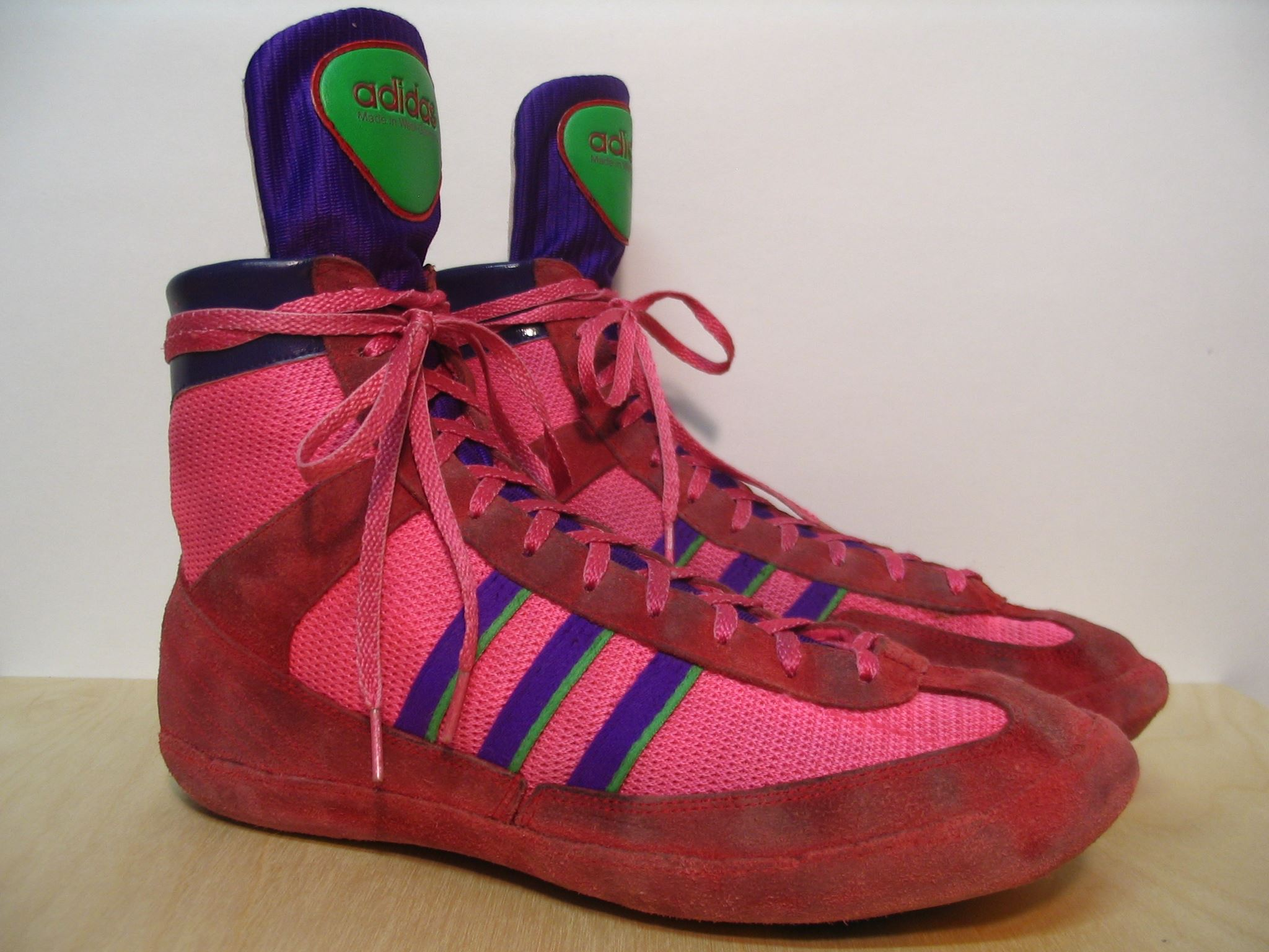A Rookie's Guide To Wrestling Shoes