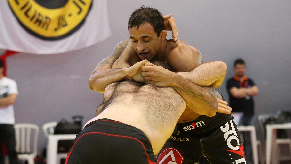 The Wrestling Coach Turning Jiu-Jitsu Black Belts Into No-Gi Champions