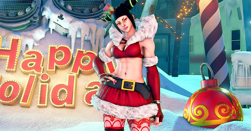 Sfv Christmas 2021 Sfv Holiday Dlc Announced Season 2 Character Release Date Incoming At Psx Flotrack