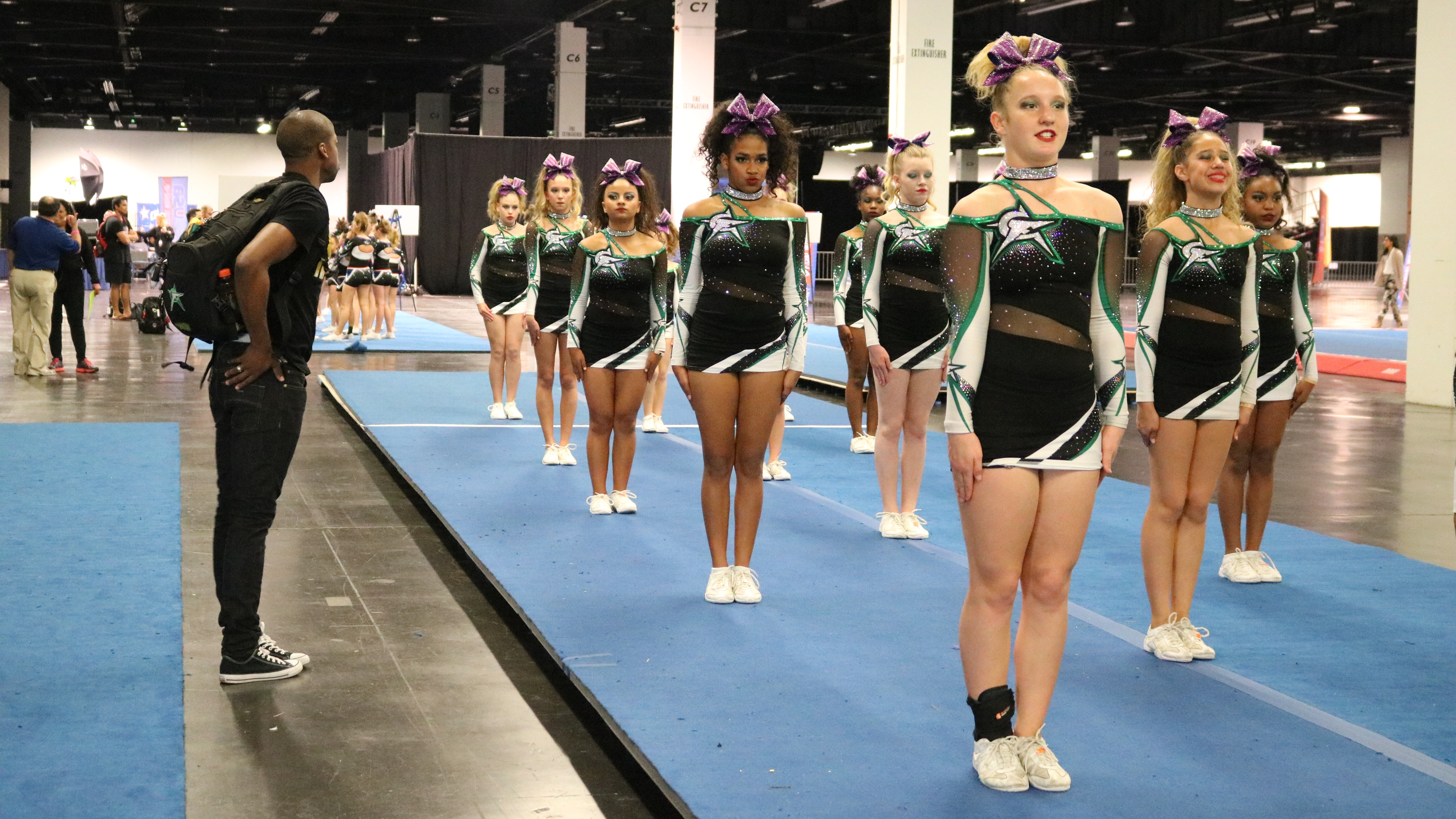 Cheerforce Brings 36 Teams To Compete At Usa All Star