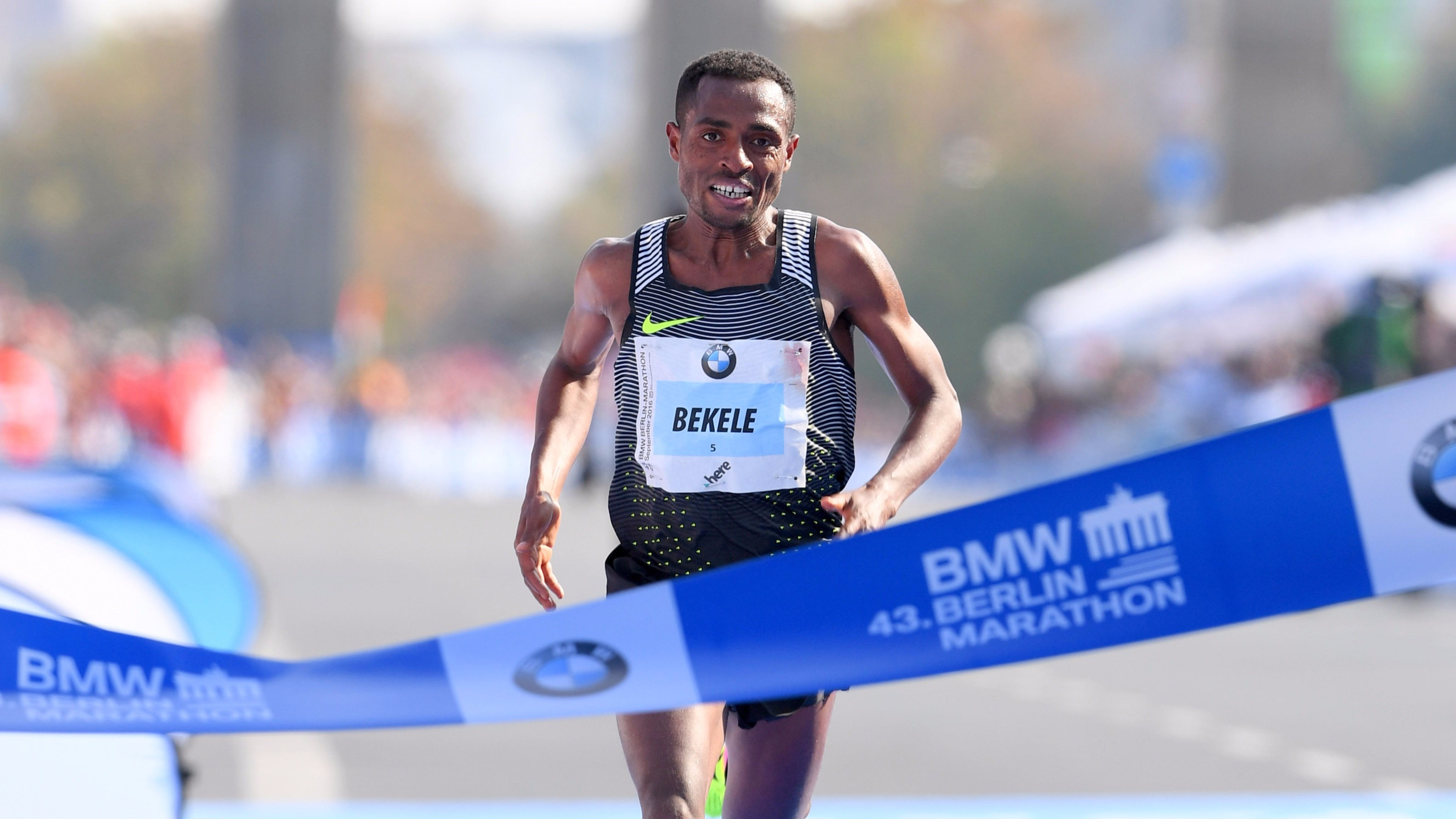 Who Is Most Likely To Break The Marathon World Record In Berlin?