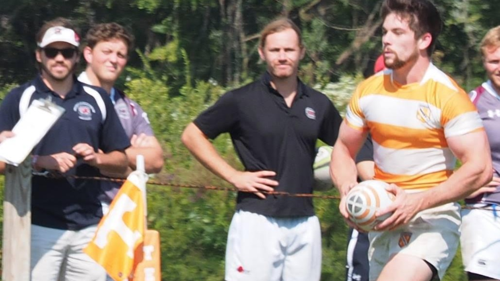 Dylan Craven for Tennessee Rugby. Ann Leatherwood photo.