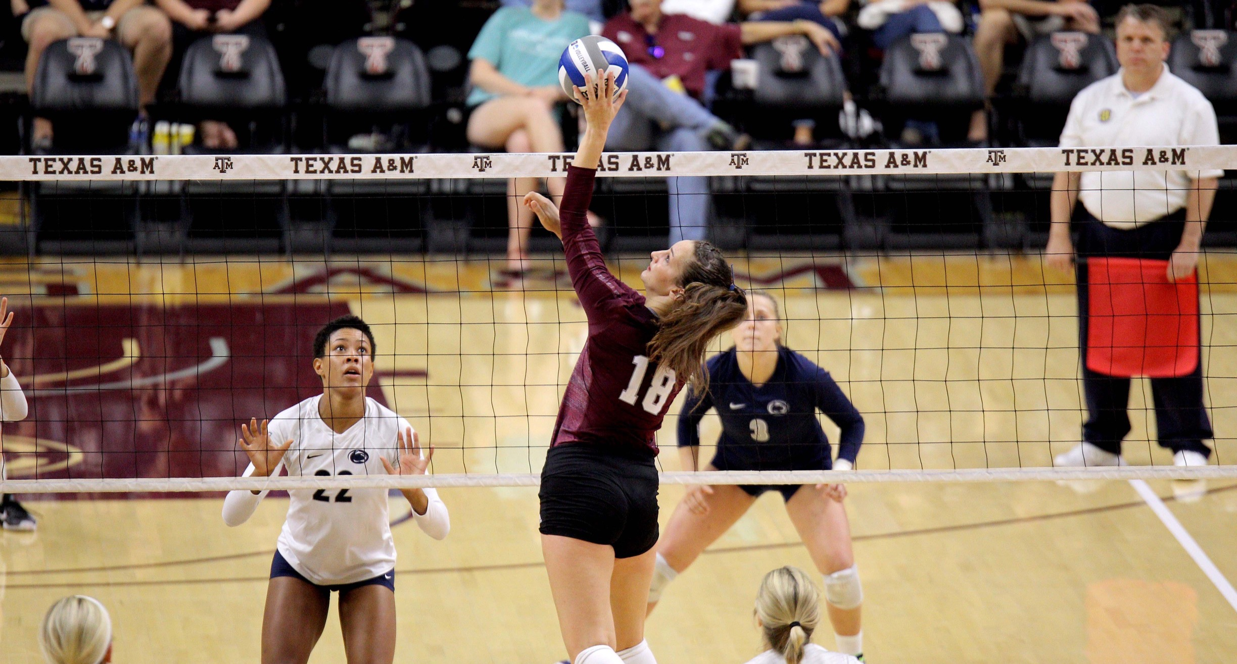 Camille Conner Texas A&M 2017